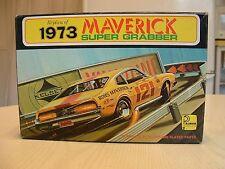 NOS Palmer 1973 Maverick Super Grabber car kit unbuilt in Box MINT! **LQQK**