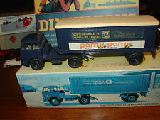 Dinky #803 Unic SNCF Semi - MIB! A Very Hard to Find Toy!!
