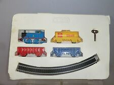 "HORNBY RAILWAYS CLOCK WORK MODEL No.RX ""THOMAS"" FREIGHT TRAIN SET PART BOX TRAY"