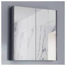 Buy Grey Modern Bathroom Mirrors Ebay