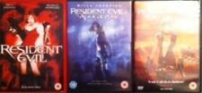RESIDENT EVIL TRILOGY 1,2,3 Apocalypse*Extinction Milla Jovovich Zombie DVD *EXC