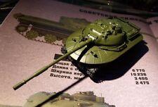 1/72 Object 279 Soviet Tank die cast model 13 Arsenal new unopened