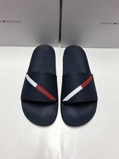 Men's Tommy Hilfiger Emrick Slide Sandals Dark Blue, Choose SZ