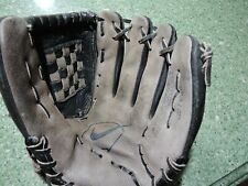 Nike Show Series Baseball Glove Black & Gray Right Hand Thrower 12""