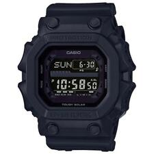 Casio G-SHOCK GX56BB-1 Black Out Ion Plated Tough Solar Digital 200m Men's Watch