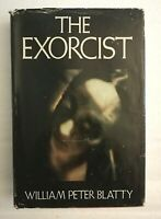 The Exorcist Hardcover Book by William Peter Blatty - 1st Edition (1971)