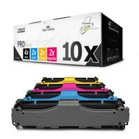 10x Pro Tóner Para LBP-654-Cx MF-735-Cx