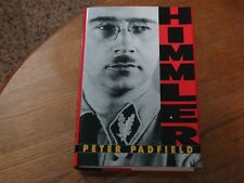 Himmler - Peter Padfield, Hard cover, DJ, Very Good
