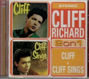Cliff/Cliff Sings [Remaster] by Cliff Richard (CD, Aug-2001, EMI)