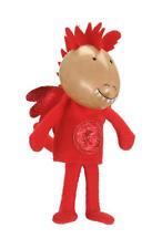 Red Dragon Marioneta De Dedo Juguete Para Niños llenador de la media parte Bolsa Regalo Presente