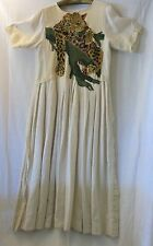 Made in America   Textile Art Dress Size Small/Medium