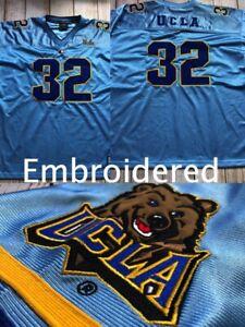 Vintage NCAA UCLA Bruins Football Sewn Mesh Football Jersey Colosseum Men XLarge