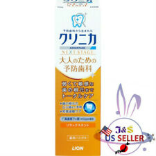 Lion CLINICA ADVANTAGE NEXT STAGE Relax Mint Toothpaste 90g - US Seller