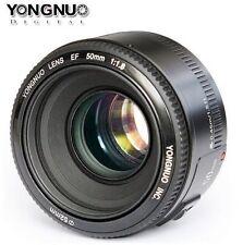 Yongnuo 50mm F1.8 Auto Focus Standard lens for Canon EOS 1200D 5D 7D 650D 700D