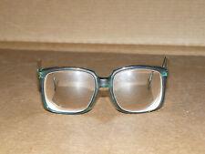 GIVENCHY CLASSIC UNICO eyeglass frames - vintage France - turquoise tortoise