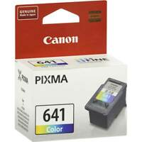 Genuine Canon 641 Colour Ink Cartridge CL-641 MG3360 MG4260 MX396 MX526 TS5160