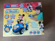 MICKY MOUSE CLUBHOUSE,  REMOTE MICKEY QUAD, SHABBY RETAIL BOX NEVER OPENED.