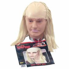 Wig Old Man Mad Scientist Bald Long Riff Raff Horror Riffraff Halloween Costume