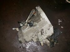 Peugeot 206 1.4 Gearbox KFW Engine Code