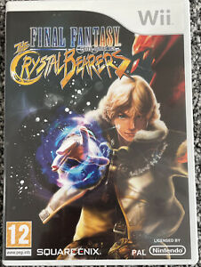 NINTENDO Wii - Final Fantasy Crystal Chronicles The Crystal Bearers - Free UK PP