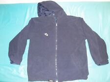 Nike jacket reversable and detachable hood Puffer Jacket Kenpo Navy blue XL Men
