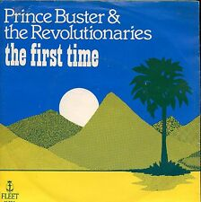7inch PRINCE BUSTER the first time HOLLAND +PS 1978 EX+