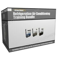 Refrigeration and Air Conditioning Plumbing Training Course Collection