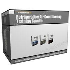 Réfrigération et de la climatisation cours de formation de plomberie collection