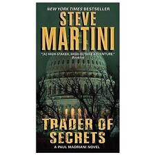 Trader of Secrets by Steve Martini 2011 Paperback