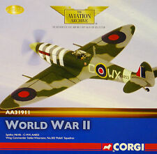 Corgi aa31911 Spitfire MK V no.302 Polaco Sqn aa853 Stefan witorzenc 0004/1500