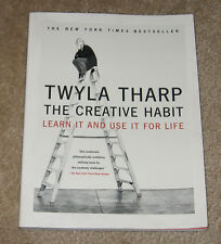 The Creative Habit: Learn It and Use It for Life Tharp, Twyla