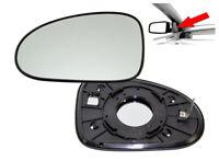 Left Side Wing Mirror Glass For Chevrolet Daewoo Matiz 1998 - 2005 93741156