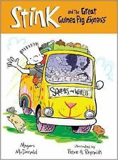 Stink: Stink and the Great Guinea Pig Express Bk. 4 by Megan McDonald (2008, Ha…