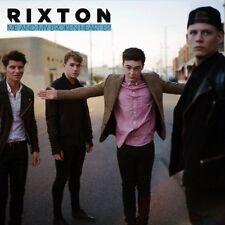Rixton : Me And My Broken Heart CD