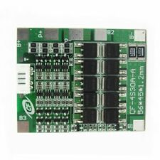 Balance 14.8V Discharge Band Equalization 18650 30A Battery Protection Board