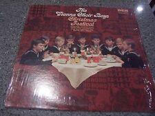 """The Vienna Choir Boys """"Christmas Festival"""" RCA LP #PRL1-8020 W/SHRINK"""