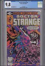 Doctor Strange #44 CGC 9.8 Marvel Comic 1979: NEW Frame