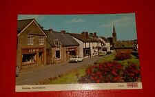 WEOBLEY, HEREFORDSHIRE, J.C. EDGE SHOP - Early 197O's (A).