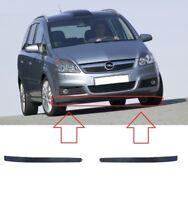 Pour Vauxhall Opel Zafira B 2005 - 2008 Pare Choc Avant Inférieur Spoiler Paire