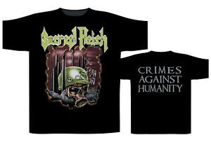SACRED REICH - Crimes Against Humanity T-Shirt