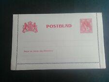 Nederland Postblad Geuzendam 12 ongebruikt