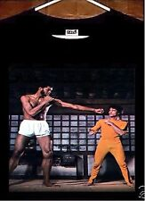 Bruce Lee T shirt; Bruce Lee Kareem Abdul Jabbar Game Of Death Tee shirt