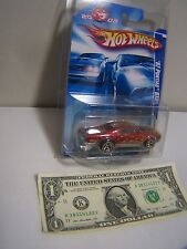 Hot Wheels KMart Mail In '67 Pontiac GTO - Red With Flames - 2009