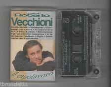 ROBERTO VECCHIONI - IL CAPOLAVORO - MC USATA