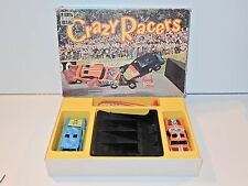 CLIPPER SSP CRAZY RACERS GIFT SET '57 CHEVY & FORD' 100% COMPLETE MIB KENNER