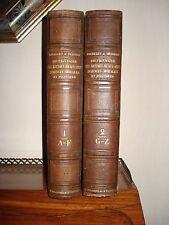 Dictionnaire des Lettres, beaux-Arts, Sciences Morales....