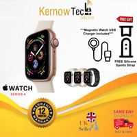 Apple Watch Series 4, 40/44mm Grey/Rose/Silver/Nike+, GPS/Cellular, FREE Strap