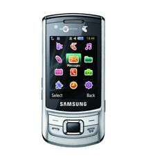 "Samsung S6700T (Unlocked) Silver Slider 2.4"" ,  3.2MP, 3G Camera Phone"