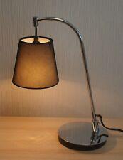 "Chrome Table Desk Lamp 12 "" High"