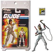 GI Joe Retaliation Action Figure Kim Arashikage -Jinx- White Variant - 2012 SDCC